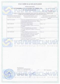 sertifikat C UA.A77.B.00261 2